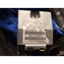 E60/E61 - Airbag - B-stolpe...